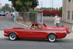 Ford Mustang pickup by Navymailman, via Flickr.
