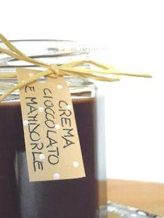 ricotta...che passione: Crema al cioccolato e mandorle