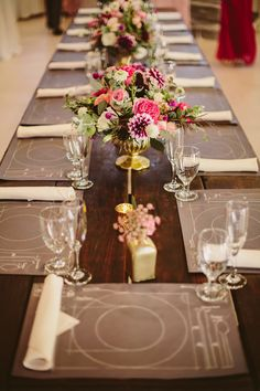 Camarillo Ranch House Wedding | Planner: Meg West | Wild Whim Photography #barn #reception #banquet #table #seating #placemats #rustic #chalk #wedding