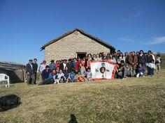 Equipo #trendelainclusion Eva Perón en Valle Chamorro Tucumán #TenemosPatria