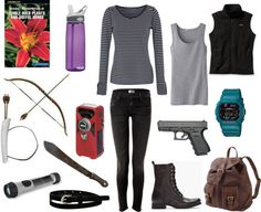 What Would You Wear If...You Were A Survivor of the Zombie Apocalypse?