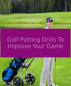 Golf Tips - Golf Putting Drill To Improve Your Distance Control. It just so happens that putting is additionally easy and simple area of the golfing t... Golf Putting Green, Golf Putting Tips, Golf Score, In The Hole, Putt Putt, Golf Tips, Golf Ball, Fun To Be One, Distance