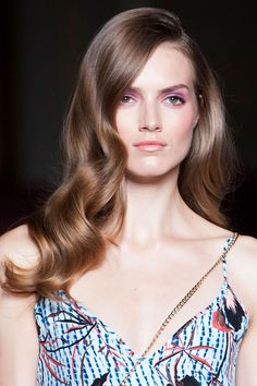 Best Hair Trend Spring 2015: Bombshell Blowouts