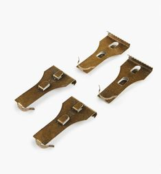 Brick Clip - Lee Valley Tools Brick Clips, Hanger Clips, Lee Valley, Fall Planters, New Catalogue, Steel Doors, Christmas Deco, Lower Case Letters, Brick Wall