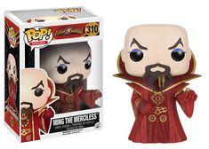 Pop! Movies: Flash Gordon - Emperor Ming