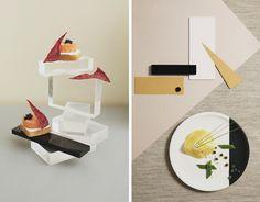 Bauhaus food photography Nicky & Max