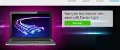 The Ads by Faster Light is a malicious computer adware which is also known as PUP (potentially unwanted program).