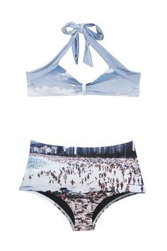 We Are Handsome - The Escape Fifties Style Bikini