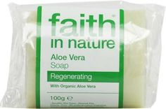 Faith In Nature Pure Vegetable Soap. Pure Soap, Sodium Citrate, Organic Aloe Vera, Flower Oil, Aromatherapy Oils, Handmade Soaps, Black Friday, Cool Things To Buy, Faith