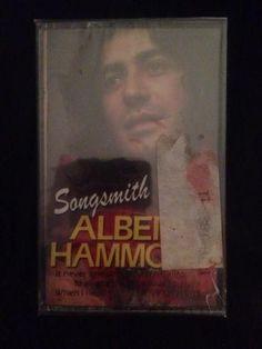 Albert Hammond Songsmith Cassette New Sealed Albert Hammond, Brand New, Cassette Tape