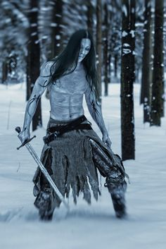 white walker in Game of Thrones
