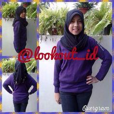 Casual hijab