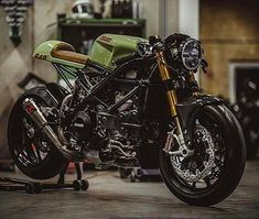 Ducatisti Integralisti: Ducati 848 cafe racer by NCT-Motorcycles