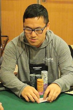 Hong Lin Leads Card Player Poker Tour Oasis of the Seas Main Event