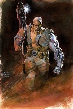 Cable by Phillip Tan