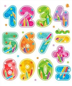 Buy Decorated Numbers and Arithmetic Signs by ratselmeister on GraphicRiver. This is decorated numbers set with arithmetic signs and some design elements. Alphabet Letter Templates, Abc Alphabet, Alphabet And Numbers, Doodle Lettering, Arithmetic, Sign Design, Design Elements, Coloring Pages, Clip Art
