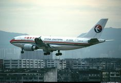 Airbus A310-304 - China Eastern Airlines | Aviation Photo #1103972 | Airliners.net