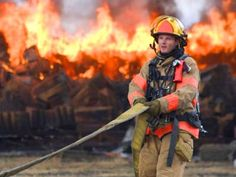 HowStuffWorks Introduction to Become a Volunteer Firefighter. Many small town fire departments a staffed completely by volunteers who respond as needed to fire and EMS calls. Training can be completed on schedules to meet your needs. A great way to give back to the community.