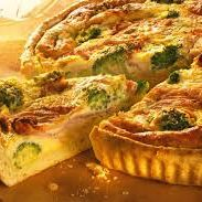 Italiaanse broodquiche - EGA NEDERLAND Egg Quiche, Broccoli Quiche, Breakfast, Food, Eggs, Weight Loss, Website, Dinner, Morning Coffee