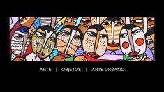 ARTE APLICADO : Claudio Baldrich Artista Plastico Magnolia, Ideas, Paint Wood Furniture, Painted Chairs, Painted Wood, Third, Urban Art, Picture Walls, Appliques
