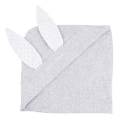 Livly - Bunny Towel - Grey - Elle Kids - Willow + Harper Facial Tissue, Towel, Bunny, Kids, Pink, Cute Bunny, Children, Hare, Rabbit