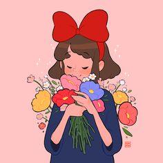 Studio Ghibli Art, Studio Ghibli Movies, Totoro, Personajes Studio Ghibli, I Love You Drawings, Storyboard Artist, Arte Sketchbook, Dibujos Cute, Hayao Miyazaki