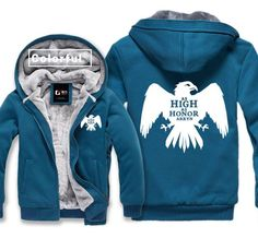 High-Q Game of Thrones House Arryn of the Eyrie hoodies jacket A Song of Ice and Fire House Cardigan Hoodies jacket coat  #Affiliate