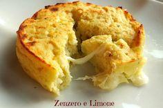 HAMBURGER di PATATE | ricetta vegetariana | Zenzero e Limone