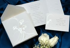 Wedding Invitations by A Classy Touch. Birchcraft, Carlson Craft 30% discount on wedding invitations, announcements, save the dates