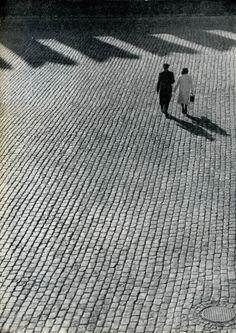 Vadim Kovrigin, The Red Square, Moscow, 1957