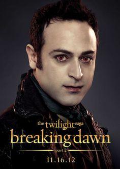 "Stefan (Guri Weinberg) character art for ""The Twilight Saga: Breaking Dawn - Part 2."""