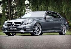 2014 Mercedes E-Class by Carlsson