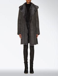 Joseph | Toscanna Sheepskin Anais Coat