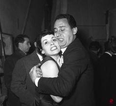 Alberto Sordi and Franca Valeri, Rome 1955