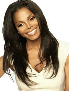 Happy Birthday to Janet Jackson! A true ageless beauty. Janet Jackson, Lace Front Wigs, Lace Wigs, Wig Hairstyles, Straight Hairstyles, Cute Short Haircuts, The Jacksons, Wigs For Black Women, Short Hair Cuts