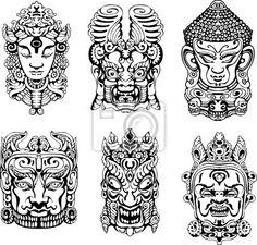 desenhos indianos - Google Search