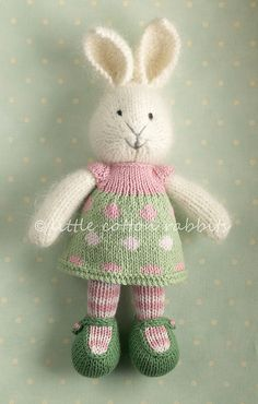 It's so hard to pick a favourite from Little Cotton Rabbits as they are all absolutely adorable