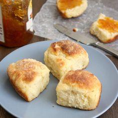 Mile-High Buttermilk Biscuits