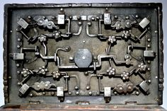 17th century strongbox - Google Search