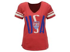 USA '47 National Team Women's Halfback Scoop T-Shirt