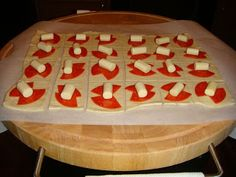 Our Blissfully Delicious Life: Stuffed Pizza Rolls