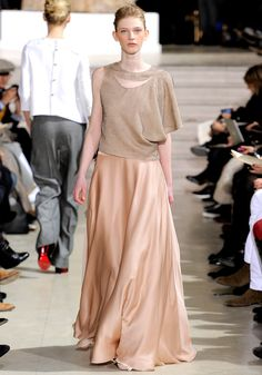 Bouchra Jarrar Spring 2012 Couture - Review - Fashion Week - Runway, Fashion Shows and Collections - Vogue - Vogue
