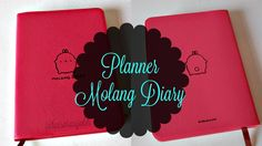 MEU PLANNER MOLANG DIARY