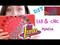 FAB & CHIC- FUNDA-SOY LUNA - YouTube