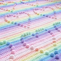 Your place to buy and sell all things handmade Crochet Blanket Patterns, Baby Blanket Crochet, Crochet Afghans, Afghan Patterns, Bobble Stitch Crochet, Crochet Yarn, Handmade Gifts For Boyfriend, Baby Blanket Size, Knitted Blankets
