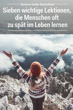 Diese sieben Dinge solltet ihr so früh wie möglich begreifen. Artikel: BI Deutschland Foto: Shutterstock/BI