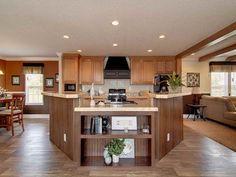 Mobile Home Interior Design Idea
