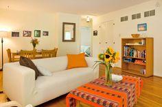 Cute House, Walk 2 Metro, Bike 2 DC - vacation rental in Silver Spring, Maryland. View more: #SilverSpringMarylandVacationRentals