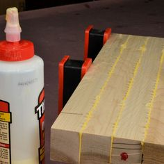 6 Tips for Cleaning Up Glue Squeeze-Out! Visit http://www.handymantips.org/category/woodworking/ for more woodworking tips!