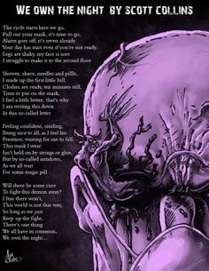 Poem by Scott Collins, CH sufferer http://alcecluster.cefalea.it/index.php?option=com_k2&view=itemlist&layout=category&task=category&id=64&Itemid=679 … #clusterheadaches